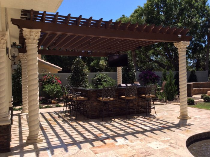 Las Vegas Fencing & Gate Installation Builders - Vinyl Fences, Wood Fences, Aluminum Fences, PVC Pergola, Repairs & Replacement, Gates- 30-We do Residential & Commercial Fence Installation, Fencing Repairs and Replacements, Fence Designs, Gate Installations, Pool Fencing, Balcony Railings, Privacy Fences, PVC Fences, Wood Pergola, Aluminum and Chain link, and more